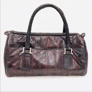Handbags - Vintage Eel Skin Bag